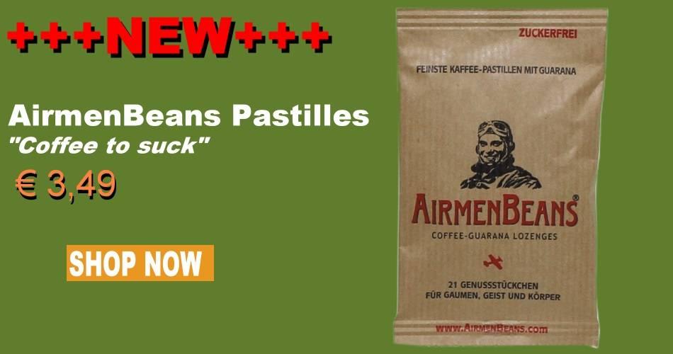 AirmenBeans Pastilles