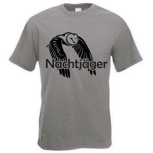 Guntia Militaria Men T-Shirt Nachtjäger