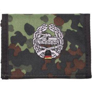 MFH BW Geldbörse, flecktarn, Panzergrenadier