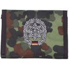 MFH Wallet, BW camo, w/emb, military police