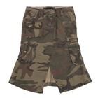 PureTrash Skirt, PT cargo, woodland stonewashed
