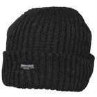 "Pro Company Watch Cap, ""Alaska"", black, Thinsulate, grosgrain"