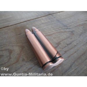 Cartridges lighter, copper