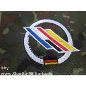 MFH BW Geldbörse, flecktarn, D/F-Brigade