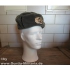 Original Militär NVA officer cap with Kokarde, used