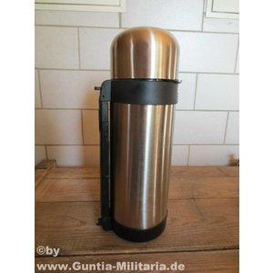 Fox Outdoor Vakuum-Thermoskanne Edelstahl, m. defekt
