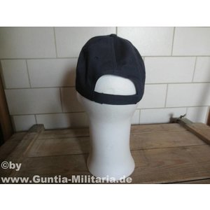 Guntia Militaria Mütze, Marine, mit Defekt