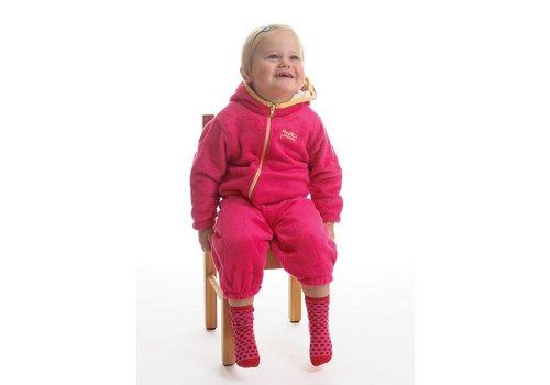 Regatta Donzig fleece kinderpak Hugs, roze