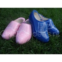 thumb-Wooden children's clogs-3