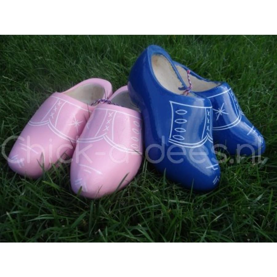 Wooden children's clogs-3