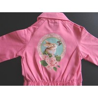thumb-Iron-on transfer bunny for coveralls-2
