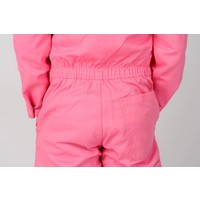 thumb-Pink overall for children-2