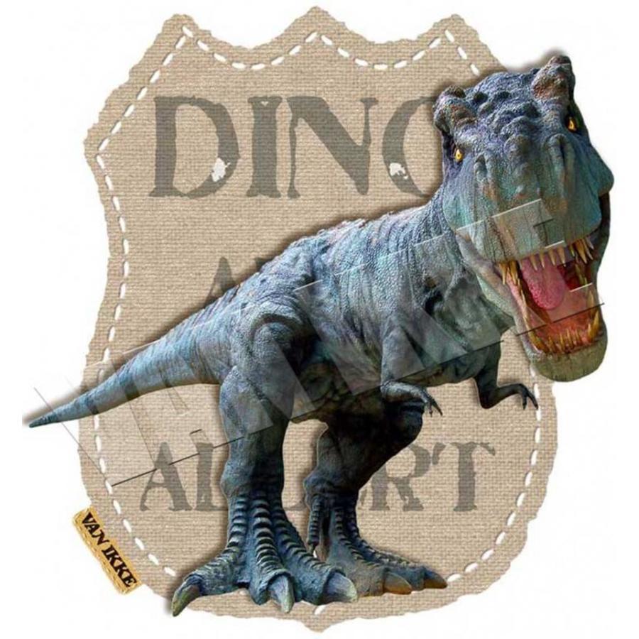 Iron-on trnsfer Dino Alert-1