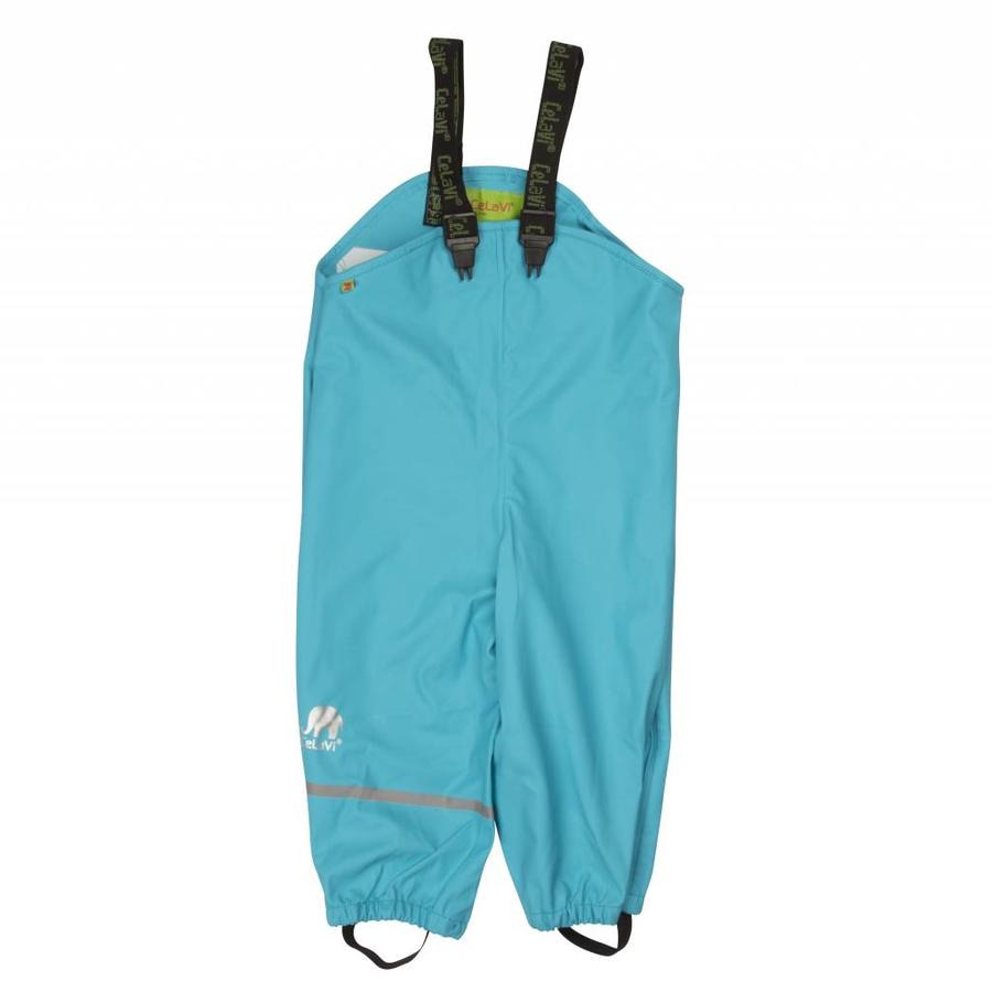 Rain pants, waterproof overall, blue