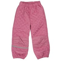 Thermoset, pants and jacket, quilted, antique pink