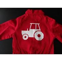 thumb-Overall met trekker, tractor-3