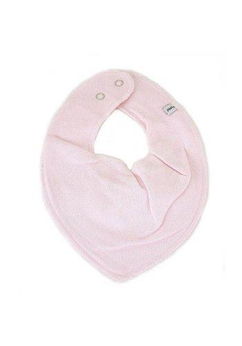 PiPi Kwijlslab, bandana slab licht roze