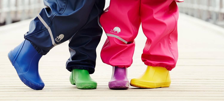 Rain boots celavi