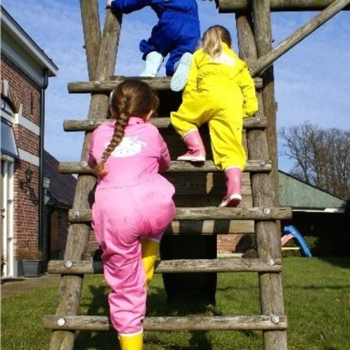 Children's overalls and work clothes