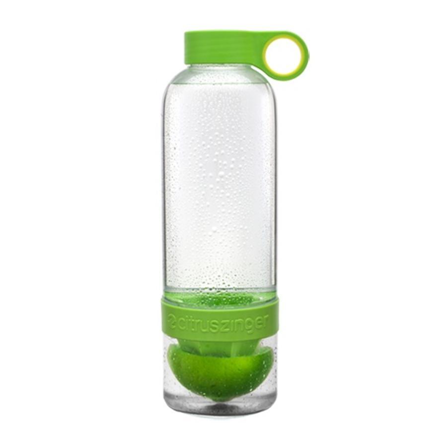 Lime groene Citrus Zinger Original waterfles-5