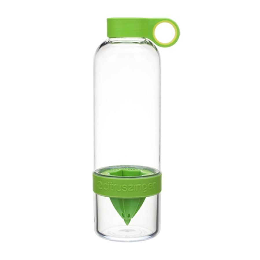 Lime groene Citrus Zinger Original waterfles-1