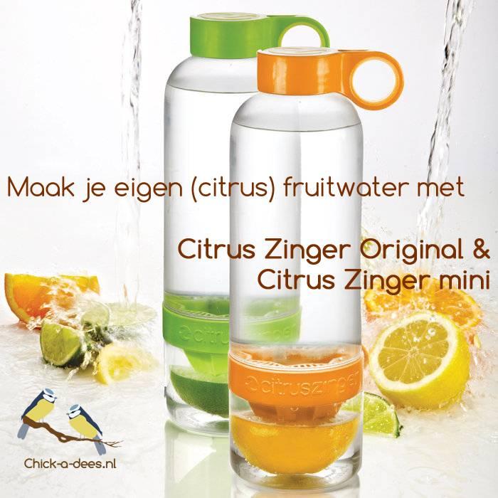 Citrus Zinger Vraag & Antwoord