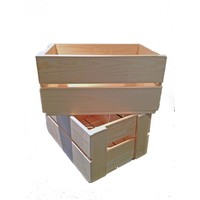 Toys crate, box blank