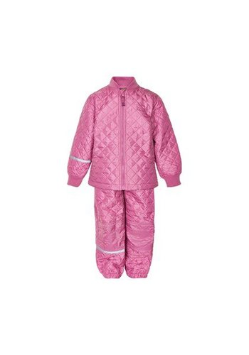 CeLaVi Padded thermosuit, antique pink