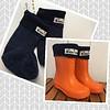 Boot socks for kids, fleece