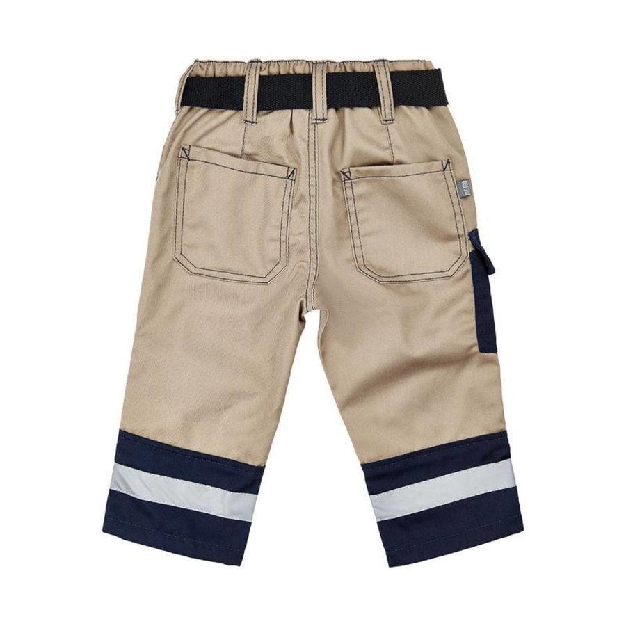 Kinder werkbroek met zakken en kniestukken