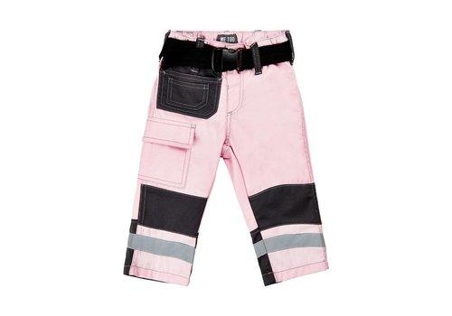 ME TOO Kinder werkbroek - roze