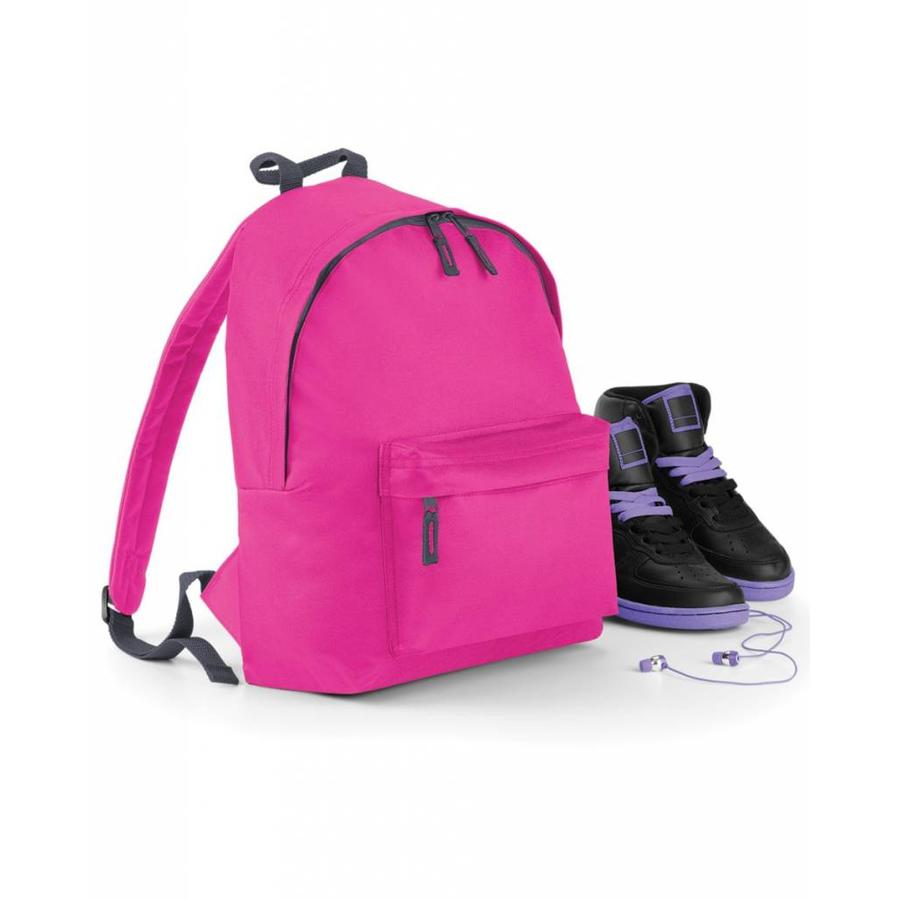 Junior backpack with Monogram printing and name-2