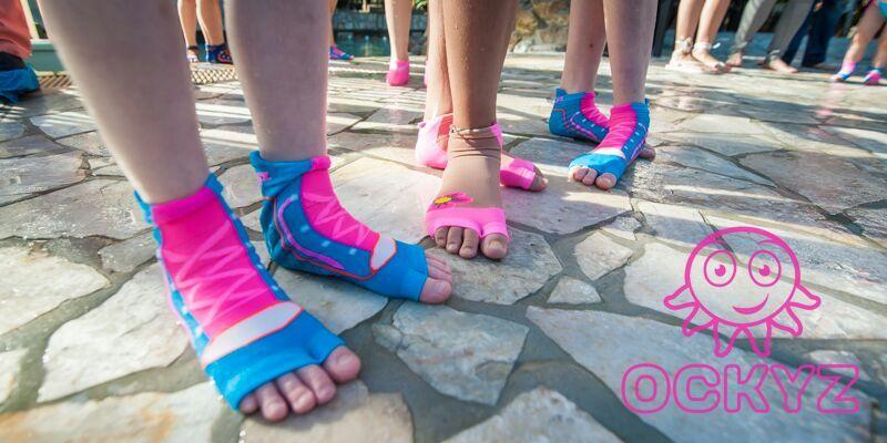 Sweakers: antislip-zwemsokken
