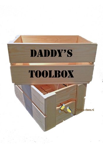 Toolbox personalized