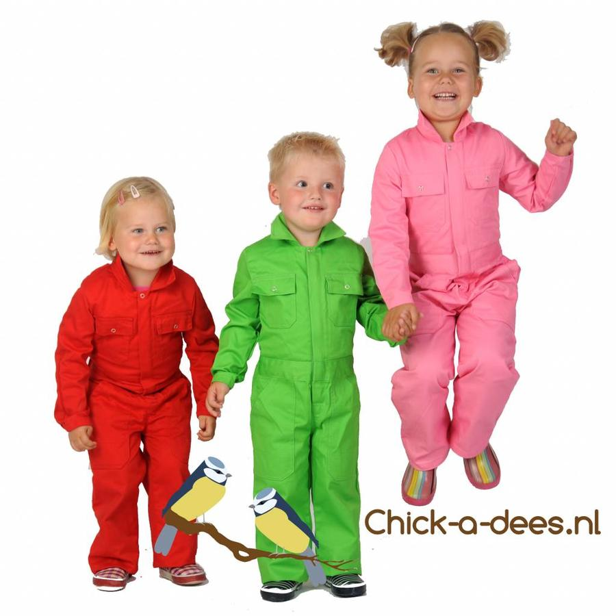 Chilcdren's coverall with farm animals-3