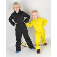 thumb-Chilcdren's coverall with farm animals-4