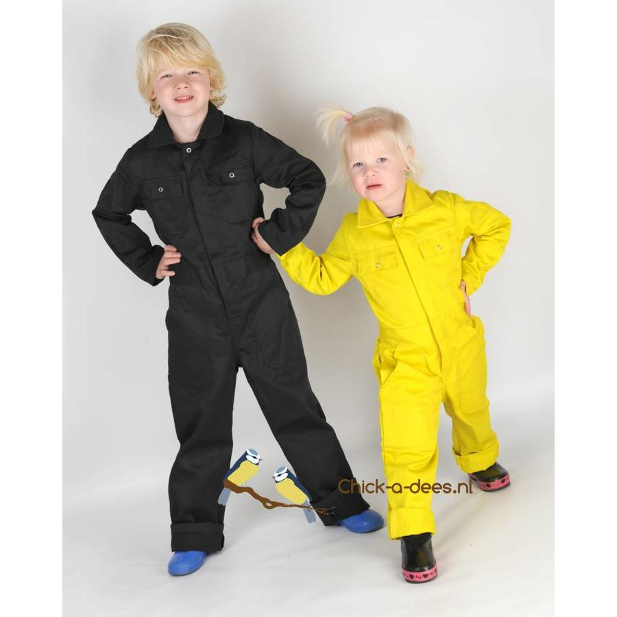 Chilcdren's coverall with farm animals-4