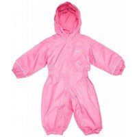 thumb-Regatta Splosh Kids All-in-One Suit - pink| 80-86-2