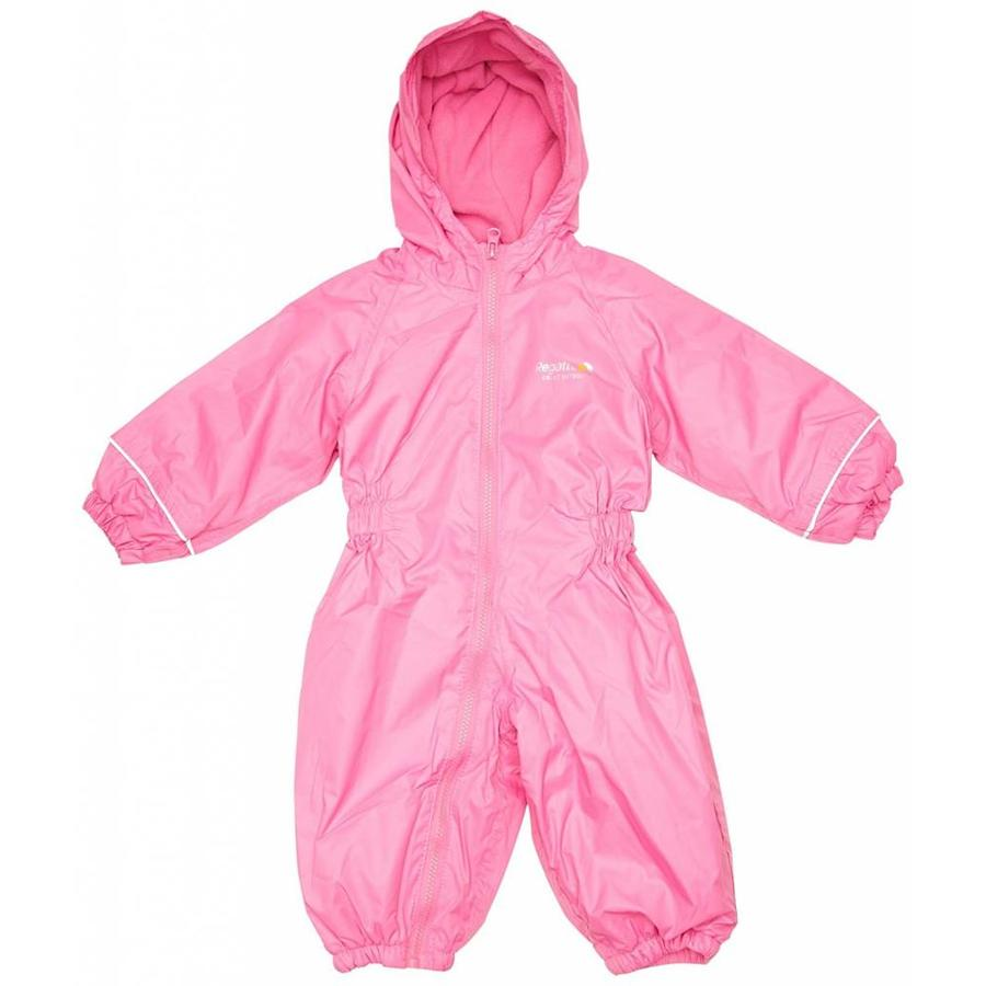 Regatta Splosh Kids All-in-One Suit - pink| 80-86-2