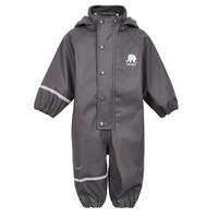 One-piece children's rainsuit: mousegrey