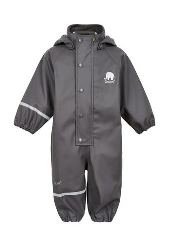 CeLaVi Children's rain overall - mouse grey | 80-110