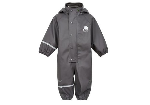 CeLaVi Children's rain overall - mouse grey