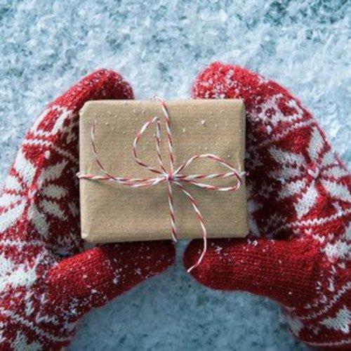 Sinterklaas and Christmas presents under 25 euros