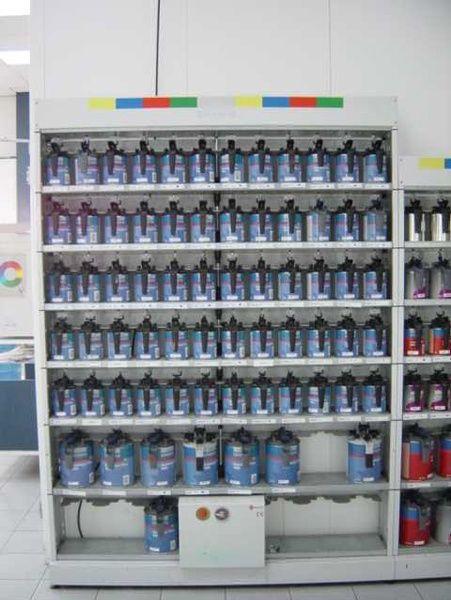 Spuitbus Autolak op kleur gemaakt 400ML
