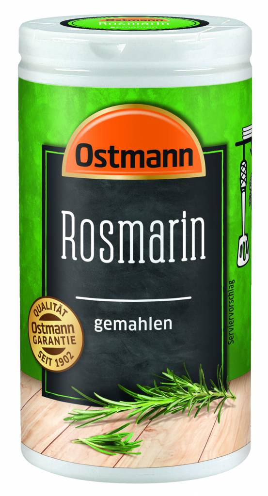 ostmann rosmarin gemahlen 20g regiofrisch. Black Bedroom Furniture Sets. Home Design Ideas