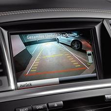 Mercedes Benz Achteruitrijcamera, Optie (montage naderhand)