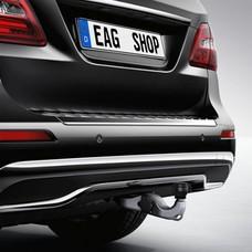 Mercedes Benz Trekhaak Wegzwenkbaar, Inclusief 13-polige kabelset.