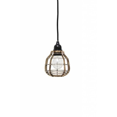 HK Living Lab lamp messing (met pendel)