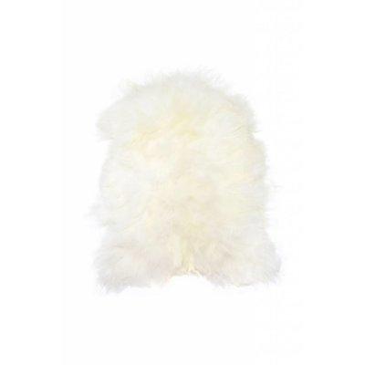 HK Living Ijslandse schapenvacht wit