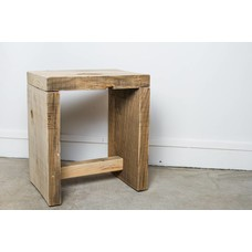 PURE Wood Design Kruk Scheepshout met tussenlegger